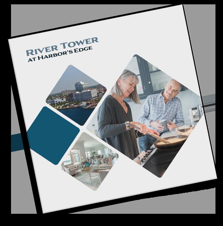 Brochure image of River Tower Norfolk VA retirement